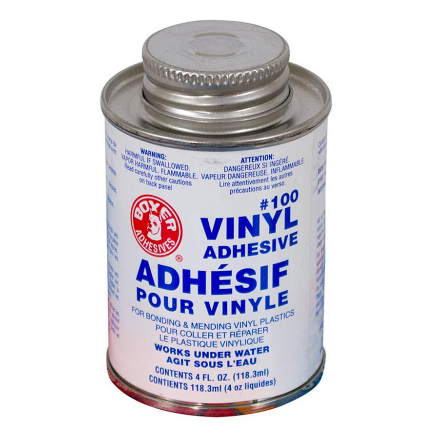 104 Vinyl Adhesive 4 OZ Can
