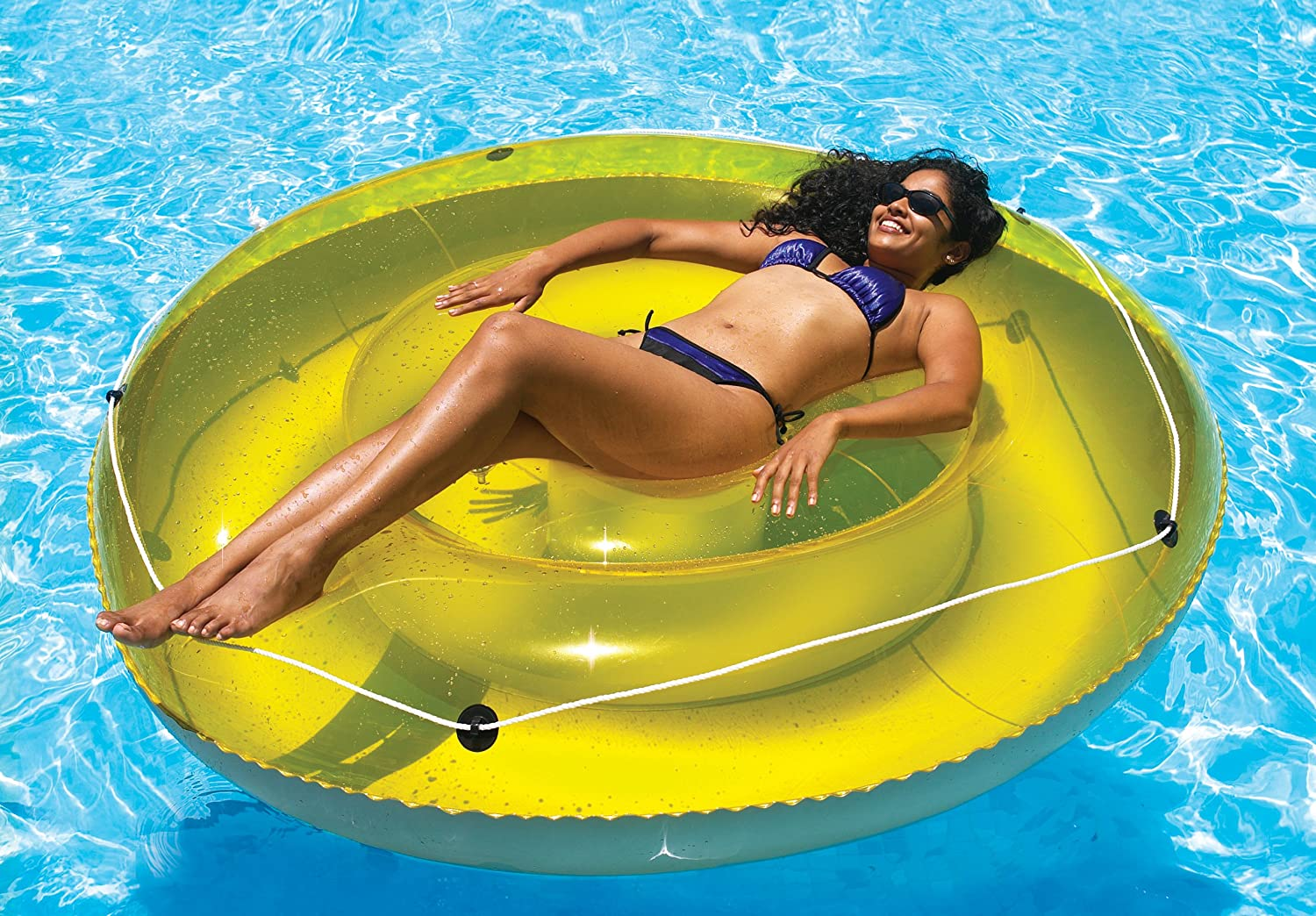 Suntan Island Inflatable Lounger