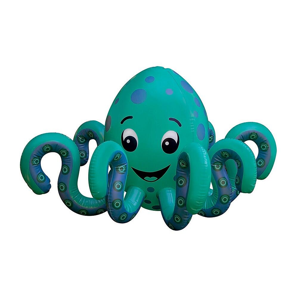 Inflatable Octopus Sprinkler